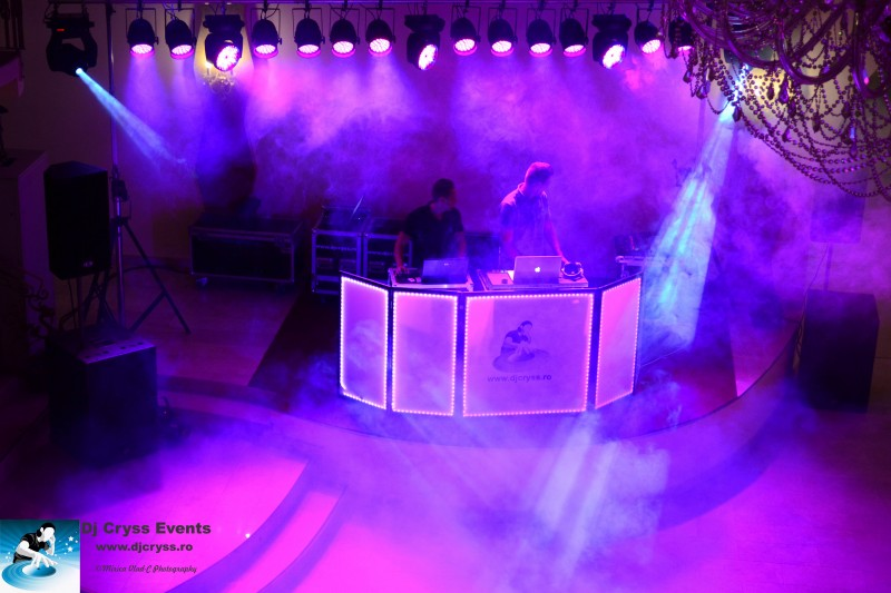 Masca DJ Iluminata