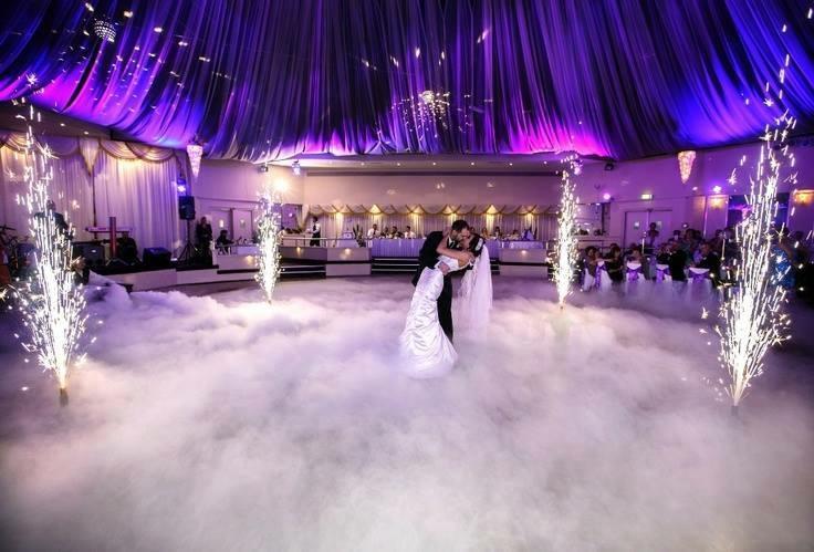 artificii primul dans nunta