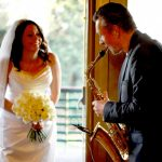 saxofonist nunta dj