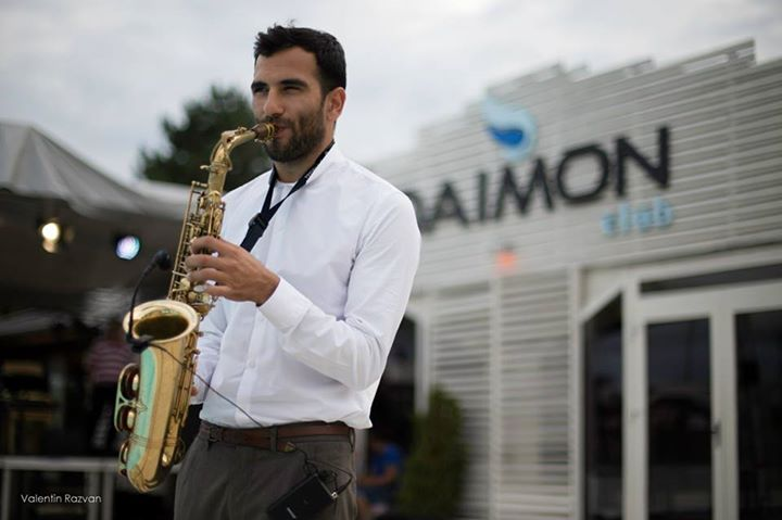 saxofonist nunta