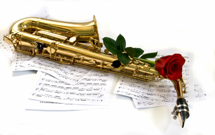 saxofon nunta