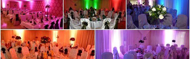 Nunta cu lumini arhitecturale – motive pro si contra